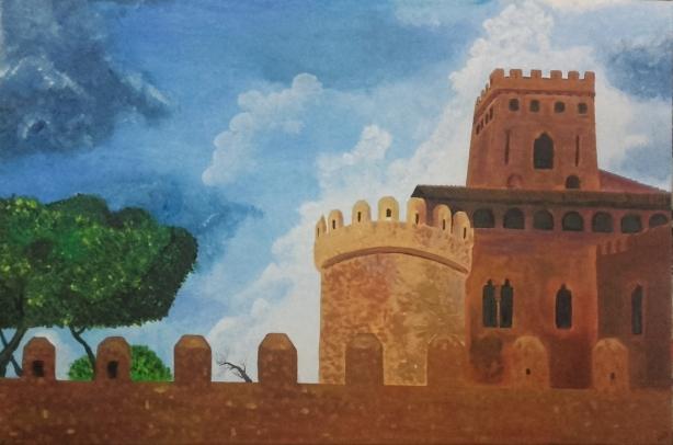 cuadro castillo benisanó